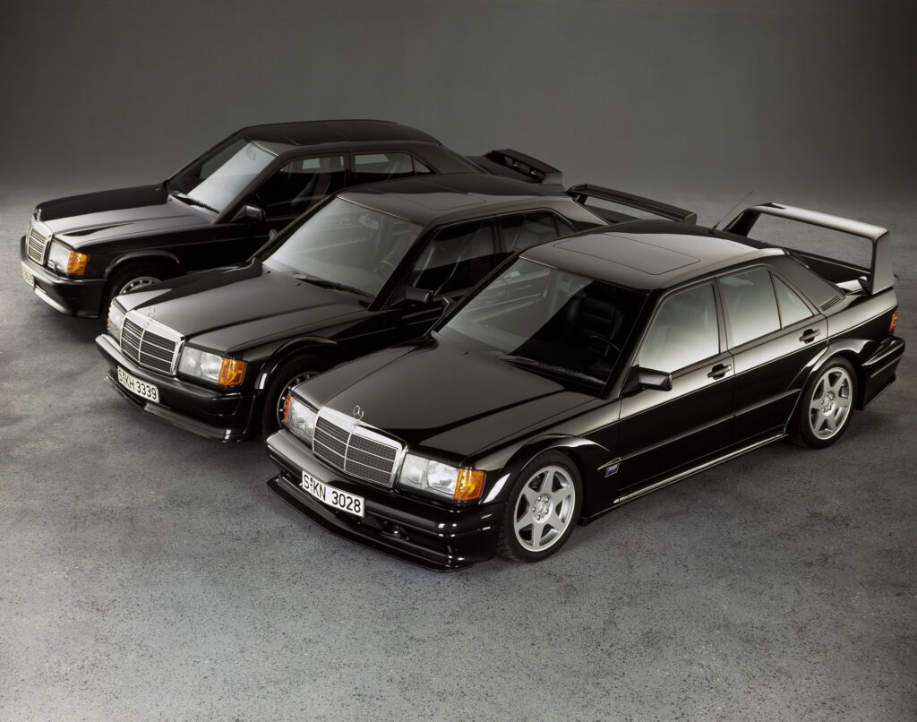 Mercedes-Benz W201 classic car buyers guide