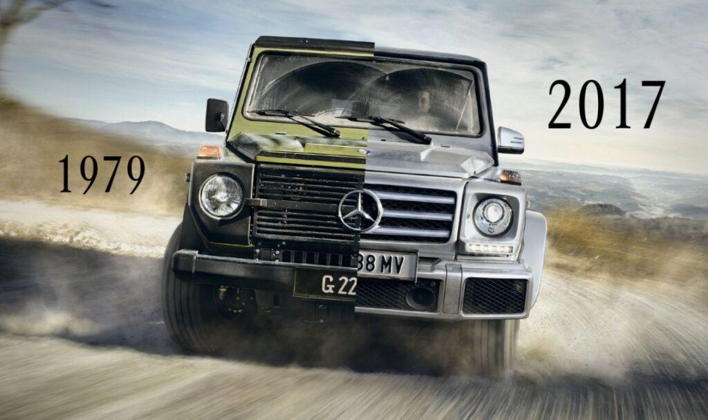 Mercedes-Benz G-Class G-Wagon Gelandewagen W460 W463 buyers guide