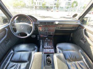 Mercedes Benz G300 AMG W463 G-Wagon