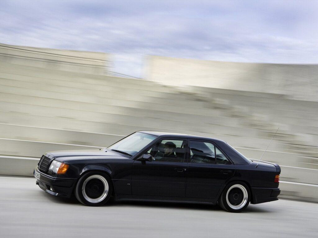 Mercedes-Benz W124 buyers guide